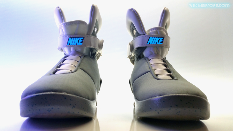 Image of Electronic Replica Back to the Future II Marty McFly 2015 NIKE MAGS