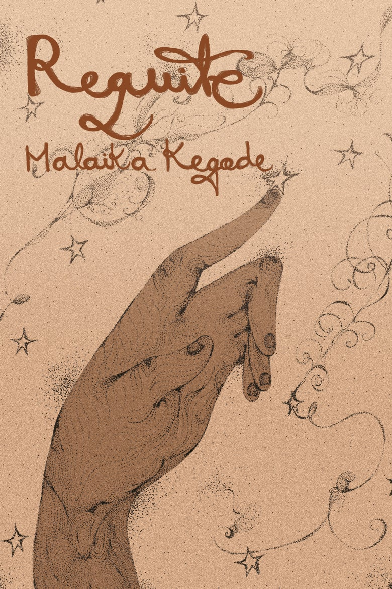 Image of Requite by Malaika Kegode