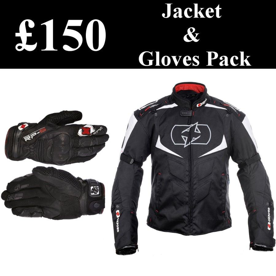 Image of Jacket & Gloves Pack