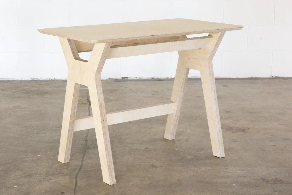 Image of The Tenement Desk