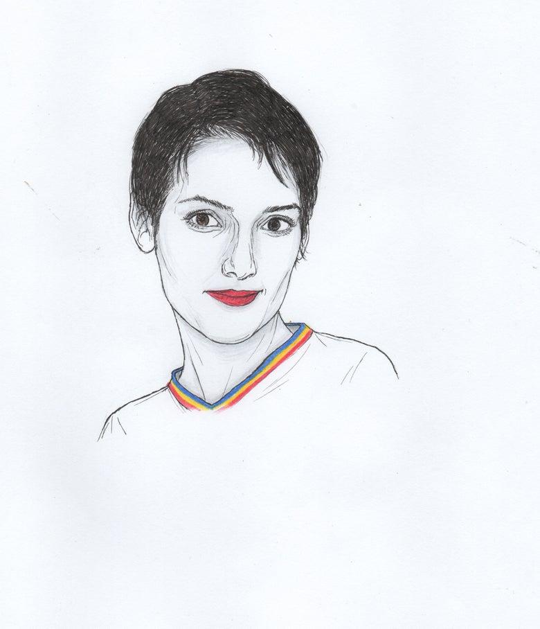 Image of winona original portrait