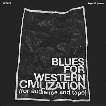 Image of Regler #9 (Blues) LP (At War with False Noise)