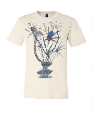 Image of Summer Garden T-Shirt, 2017