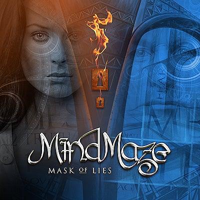 Image of Mask of Lies RARE Misprint CD
