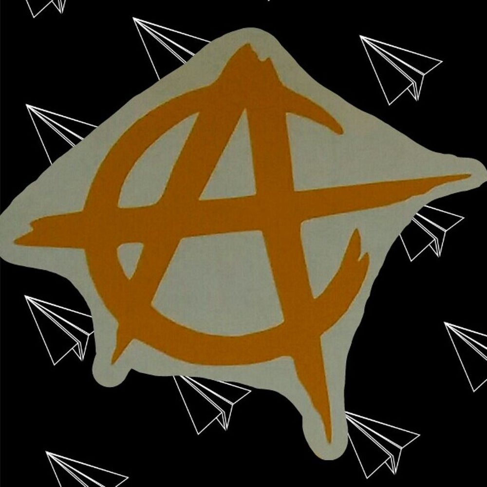 Image of Anarcho Capitalist Vinyl Decal