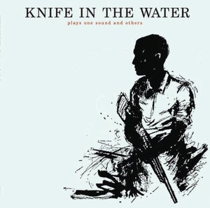 "Image of Bundle Knife In the Water ""Plays One Sound... "" LP & Tshirt"