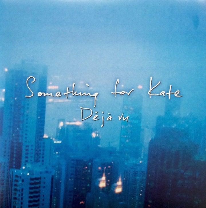 Image of Something for Kate - ' Deja vu' CD single Original