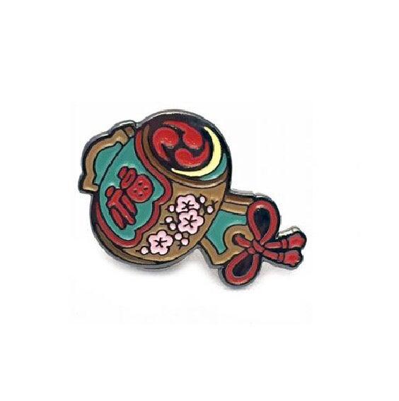 Image of KOZUCHI PINS BY NAMI