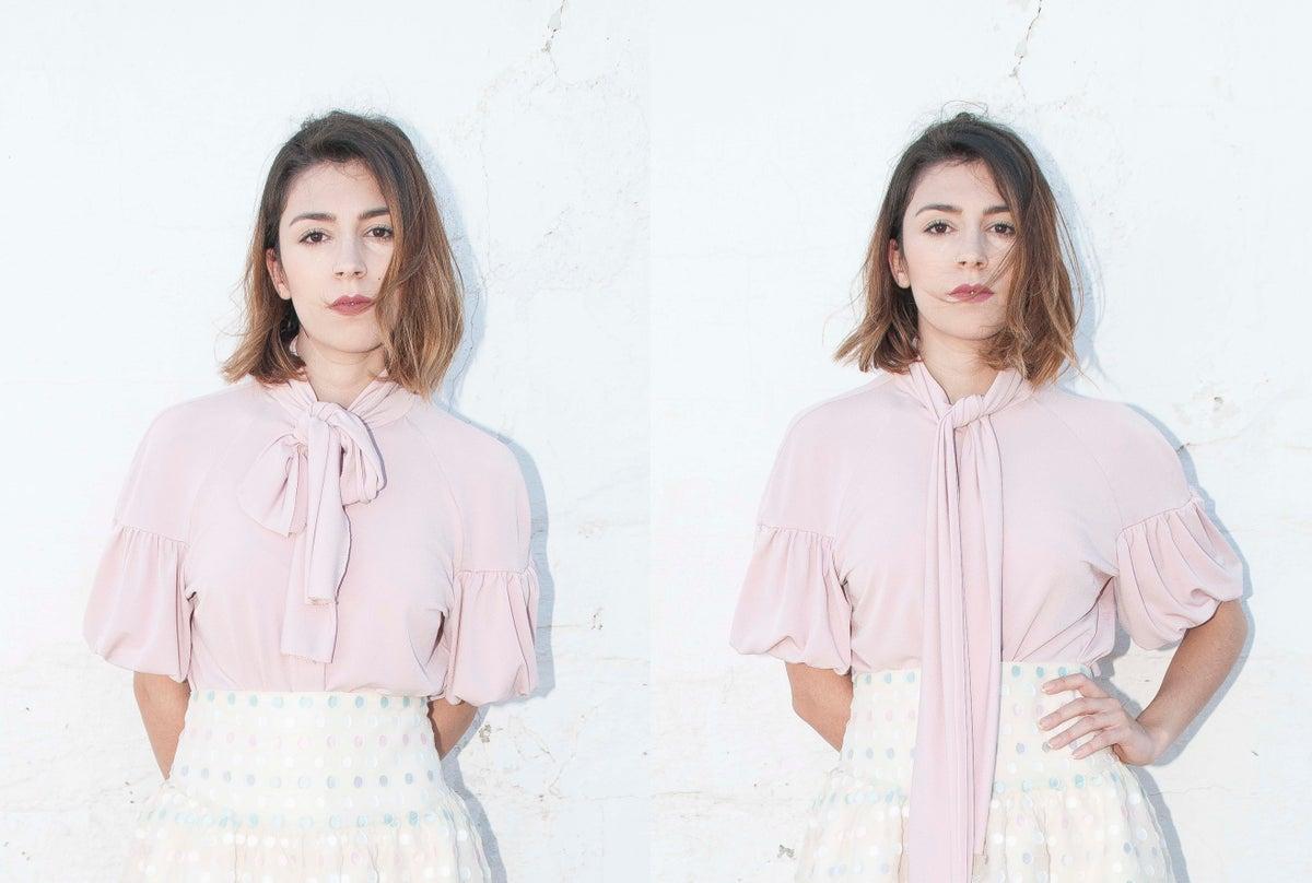 Image of Madeleine rosa palo