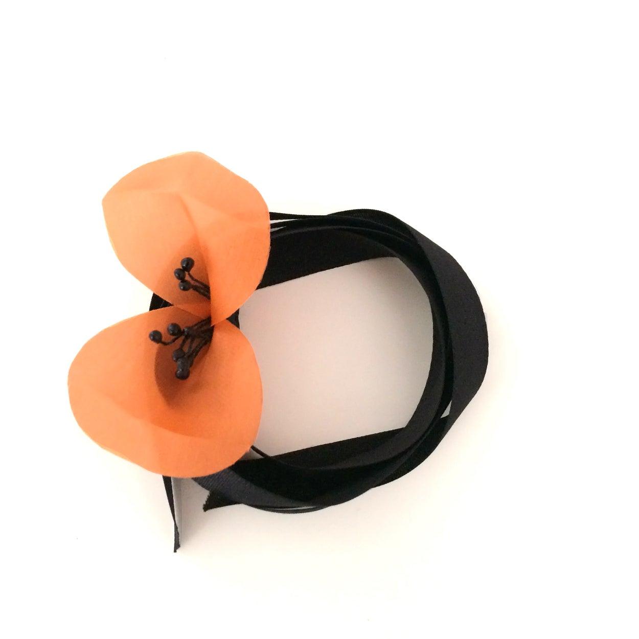 Image of NOUVEAUTES Headband Organdi de soie