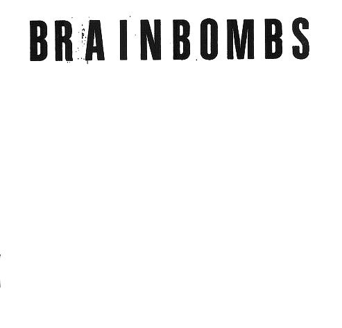 "Image of BRAINBOMBS ""Brainbombs"" 2LP w download"