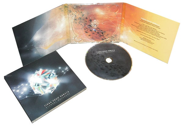 "Image of Tides From Nebula ""Eternal Movement"" CD"