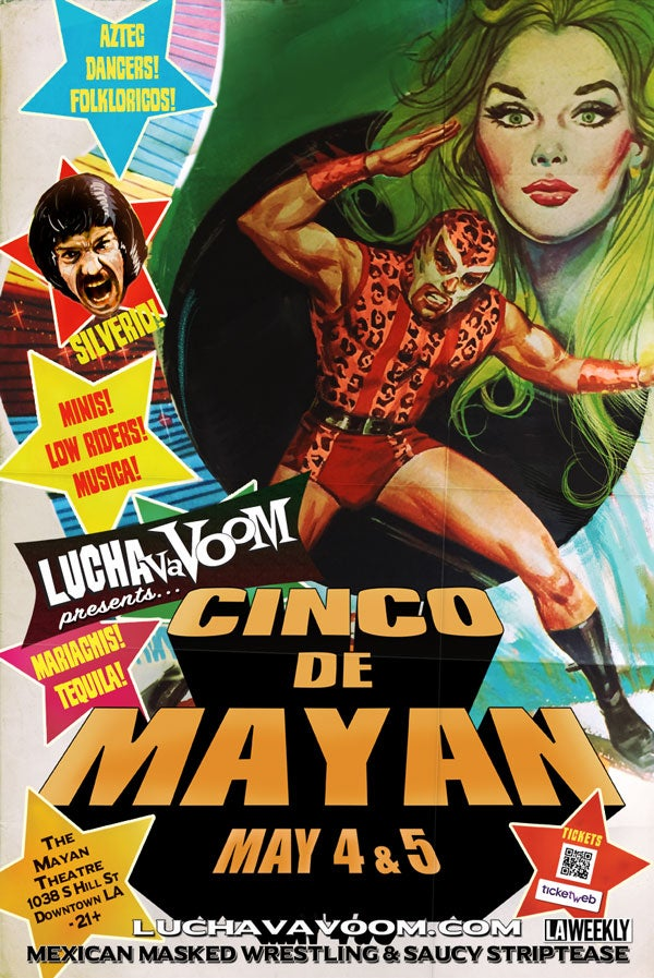 Image of Cinco de Mayan 2017