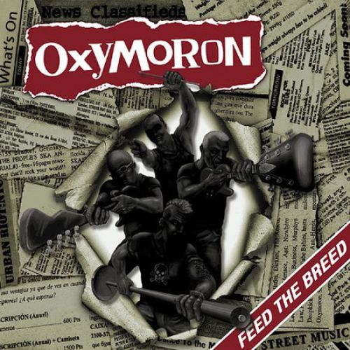 Image of Oxymoron - Feed the Breed CD