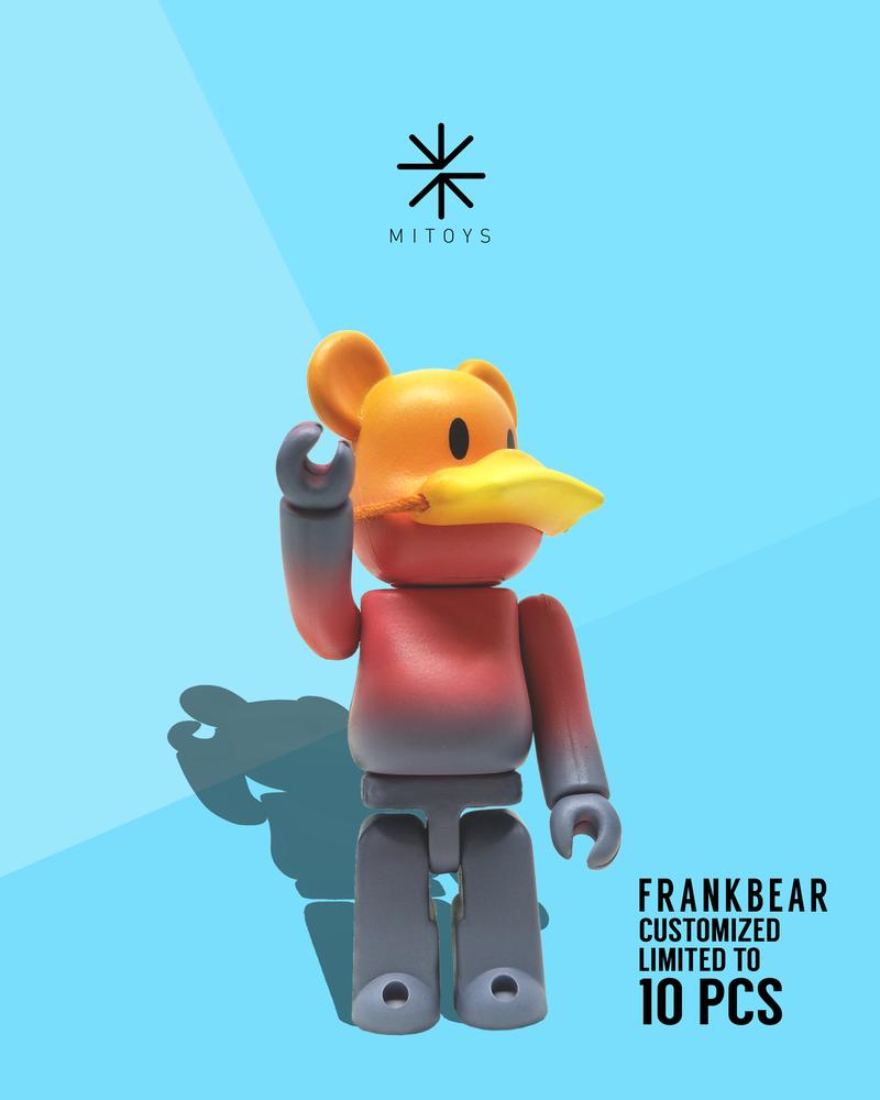 Image of Frank! Bear