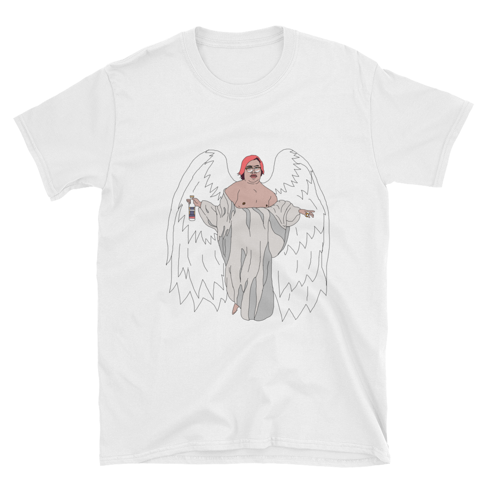 Image of Angel Andy in White