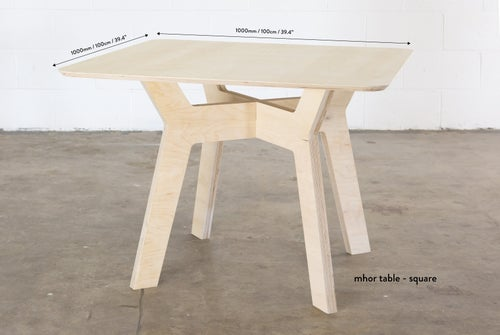 Image of The Mhor Table