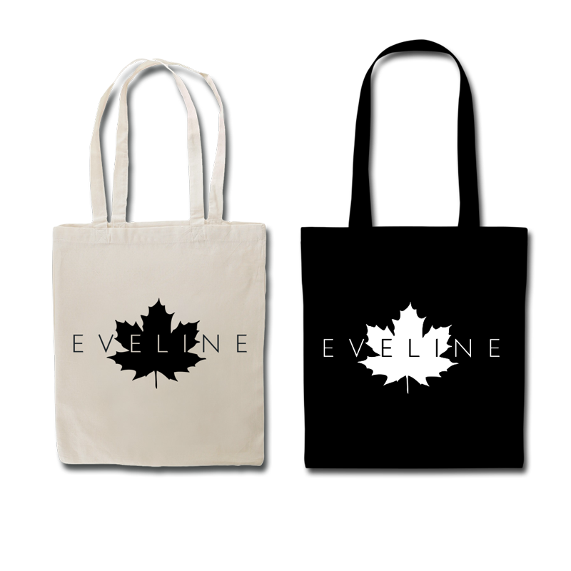 Image of Tote Bag (nature or black)