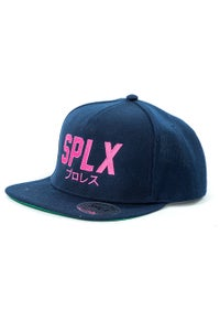 Image of SPLX Navy SnapBack