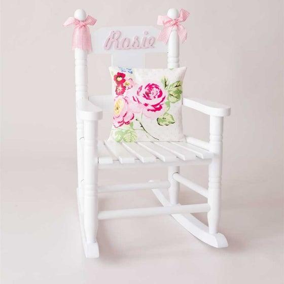 Image of Rocking Chair - Girls