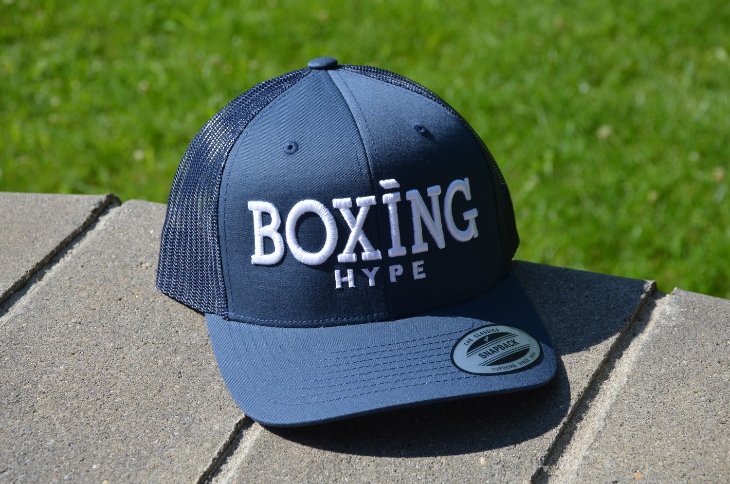 Image of BoxingHype trucker snapbacks