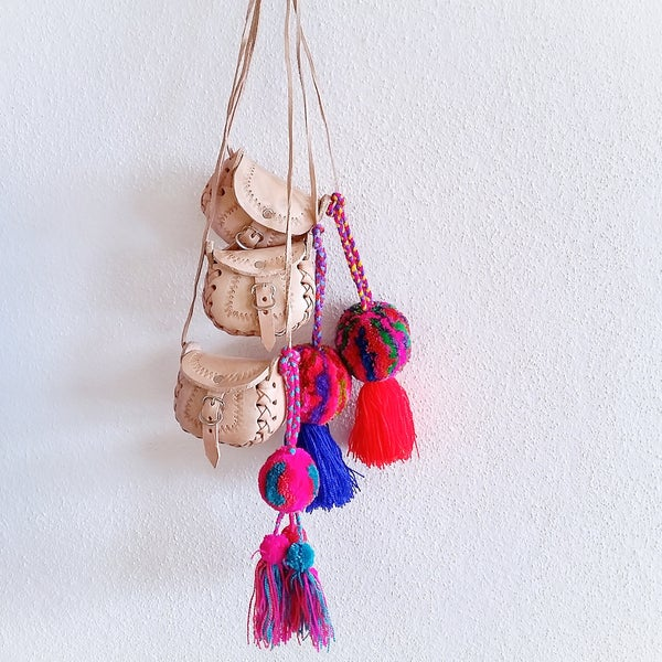 Image of Berrylicious Purse + Pom SET