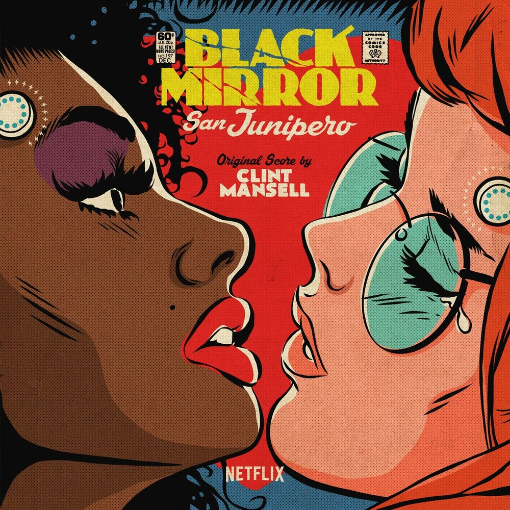 Image of Black Mirror: San Junipero (Original Score) 'Purple Vinyl' - Clint Mansell ***PRE ORDER***