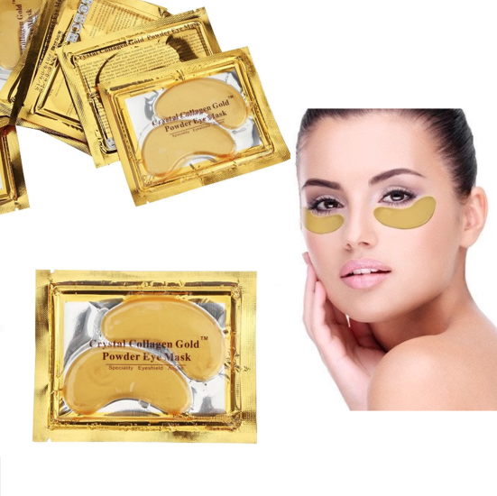 Image of Gold Bio Eye Masks
