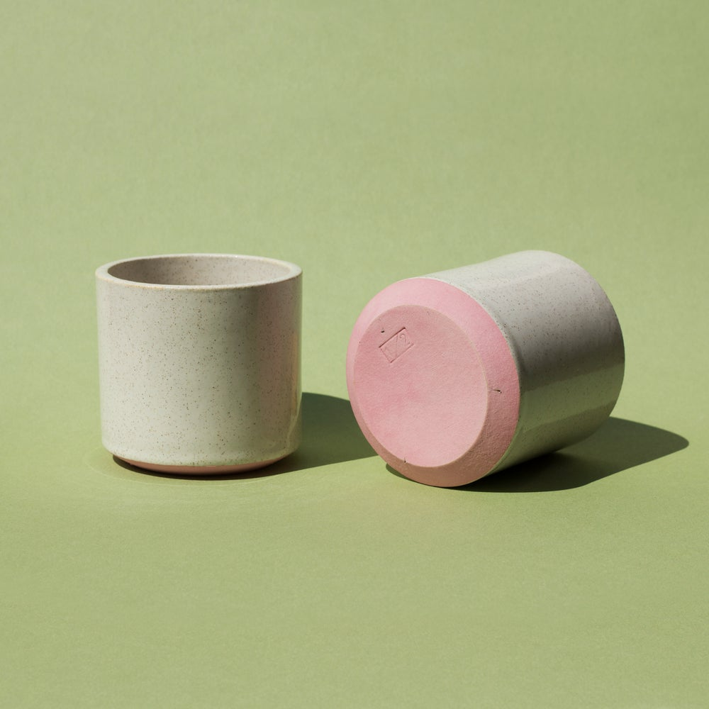 Image of Pink Hyperion Tumbler