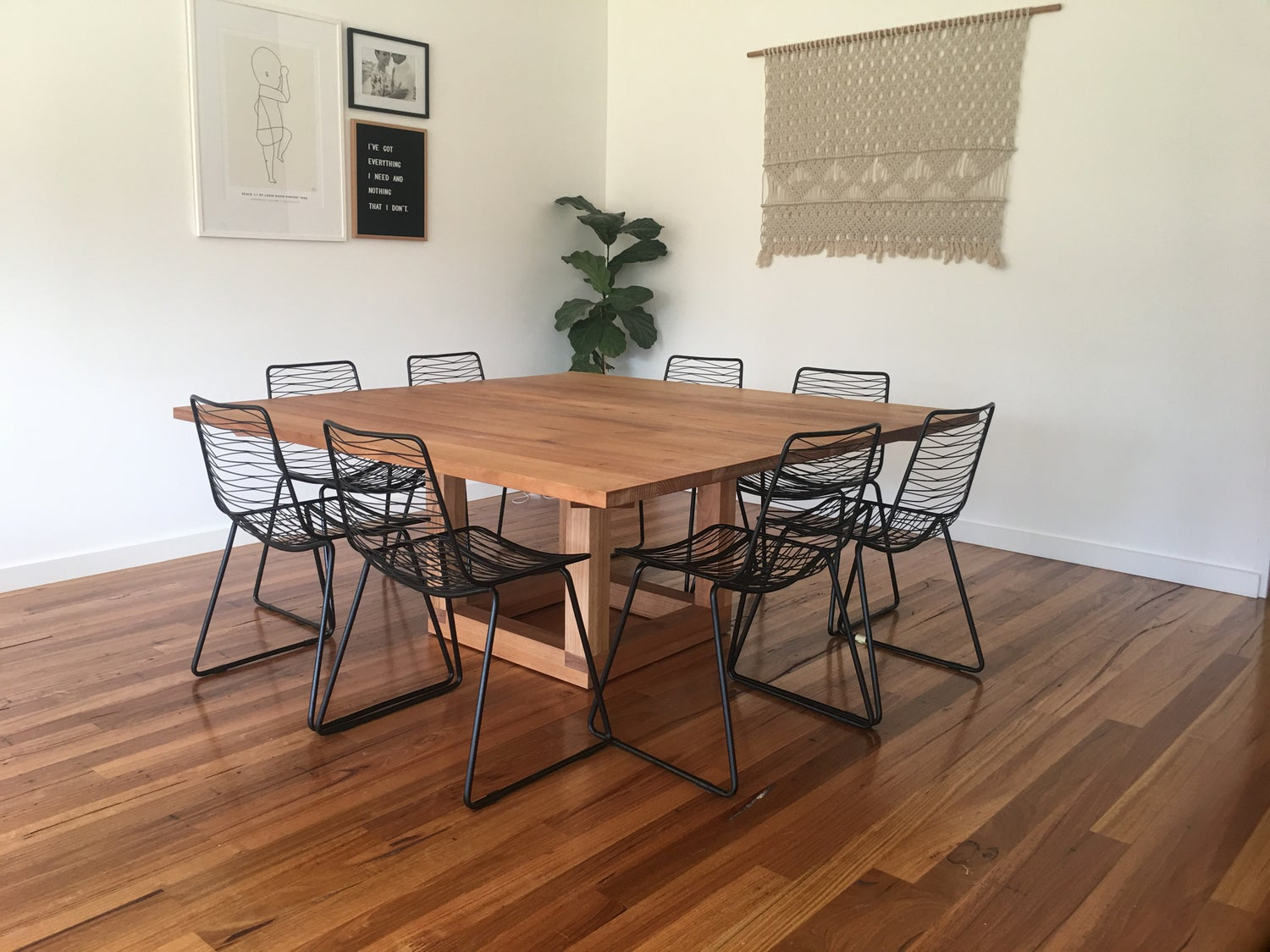 Image of SQUARED - Dining Table