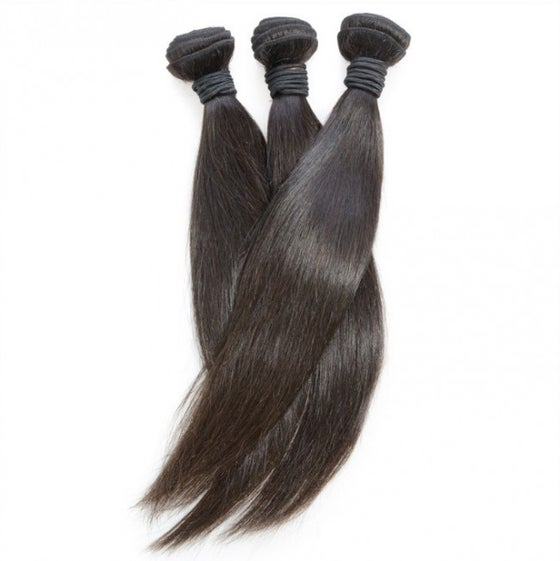 Image of Xclusive Straight/Body Wave Bundle Deals, Closure & Frontals