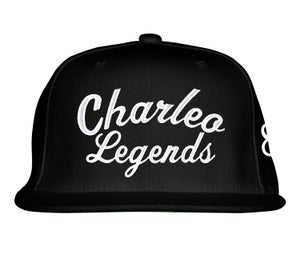 Image of NEW!!! The Original Charleo Legends Snapback