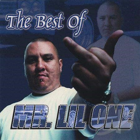 Image of The Best of Mr. Lil One-CD