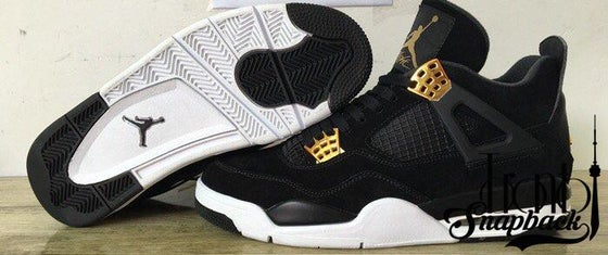 "Image of Air Jordan 4 ""Royalty"""