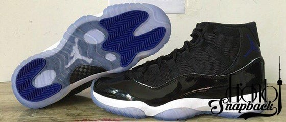Image of Air Jordan 11 Space Jam #45 2016 Nike Pair