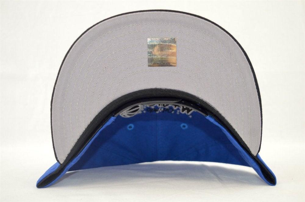 Image of Orlando Magics Blue & Black New Era 950 Snapback