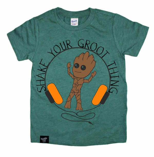 Image of Shake It Green Tee