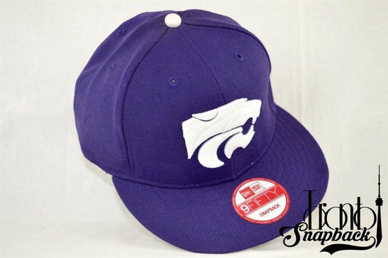 Image of Kansas State Wildcats NCAA New Era 950 Snapback