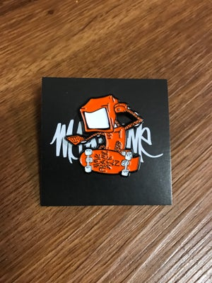 Image of Mainframe x 'Umi Toys Hawai'i Go Skateboarding Day Pin Set