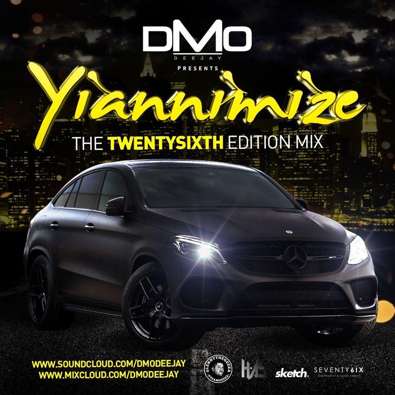 Image of Yiannimize Mix 26 Tracked CD
