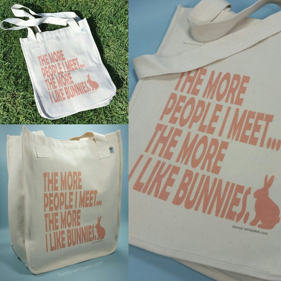 Image of Organic Cotton Canvas Market Tote