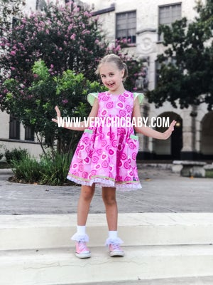 Image of Apple a Day Dress