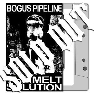 Image of BOGUS PIPELINE 'The Melt Solution' Cassette & MP3