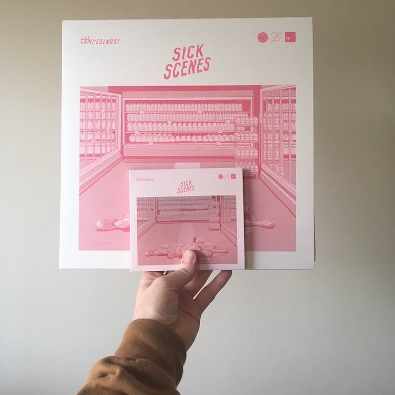 Image of Sick Scenes Vinyl (SIGNED/PERSONALISED)
