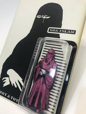Image of ONA ISLAM - PINK