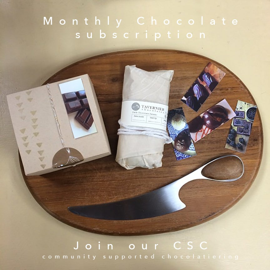 Image of Monthly Chocolate Sub-scription