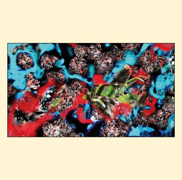 "Image of DOWN4 - Beastie Respond – ""Information City"" - 12"" vinyl album"
