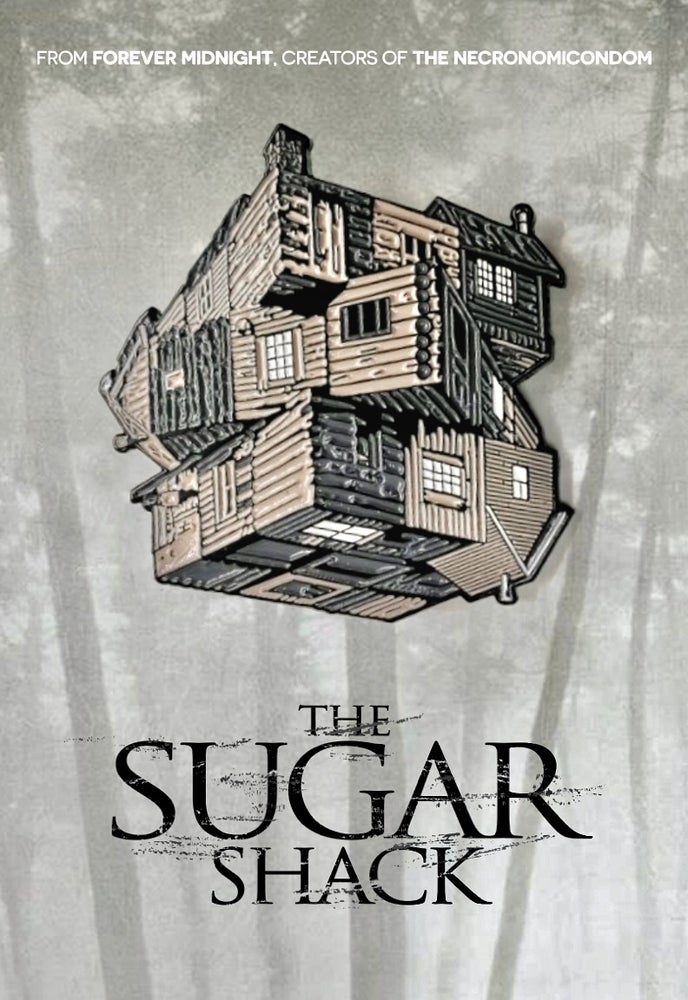 Image of The Sugar Shack Pin!