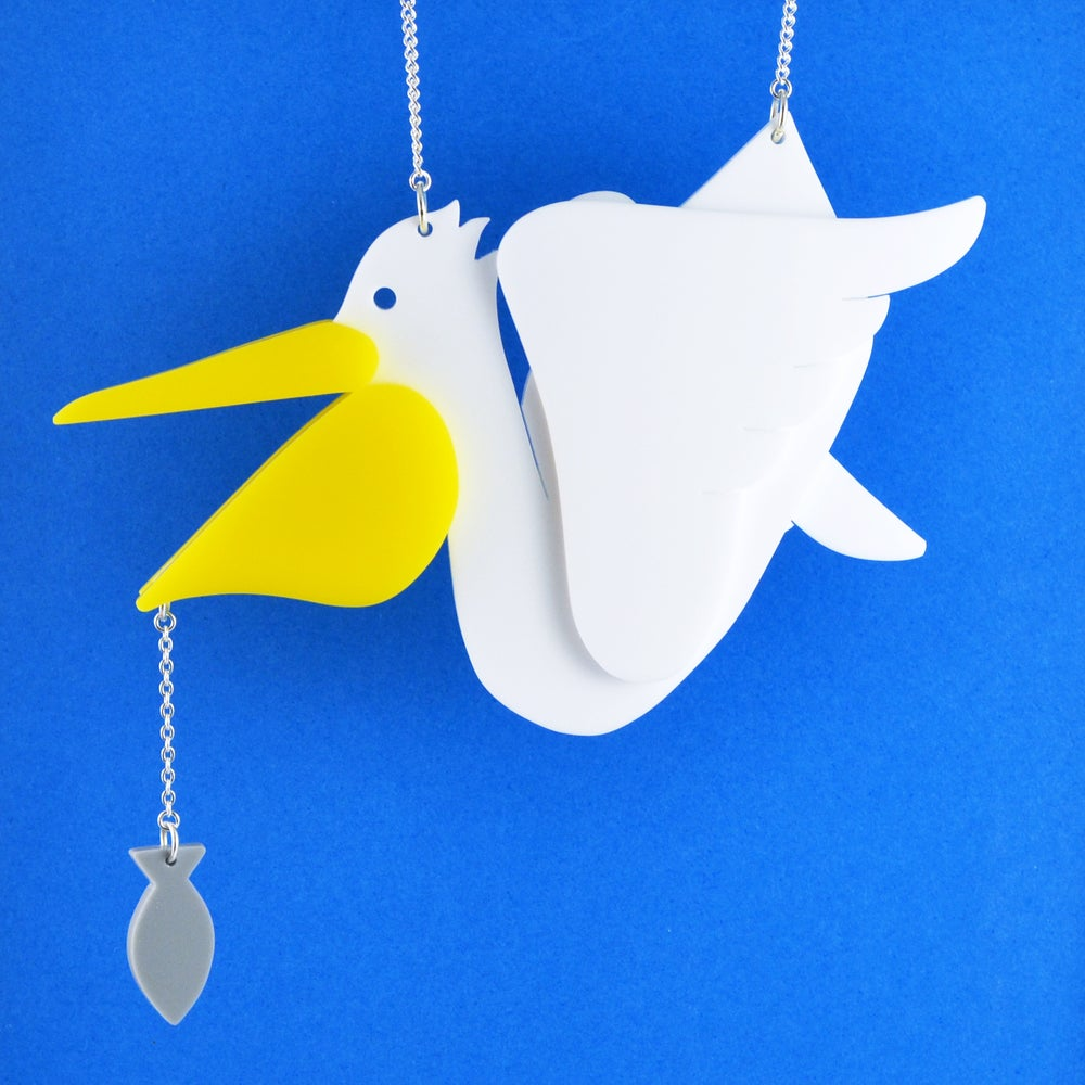 Image of Pelican Necklace