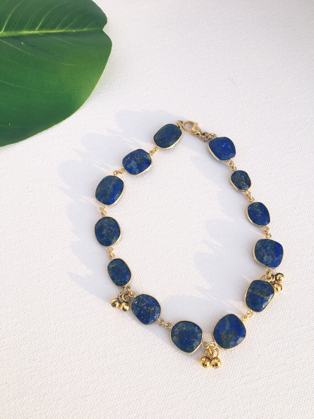 Image of COSMIC JOURNEY :: Lapis Lazuli :: Gold
